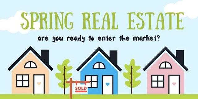 Image result for spring real estate market
