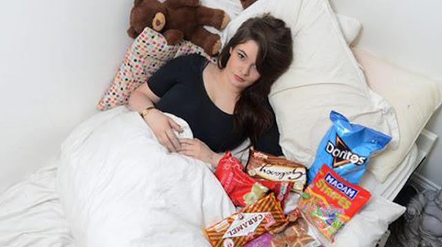 Penyakit Makan Tanpa Sedar Ketika Tidur