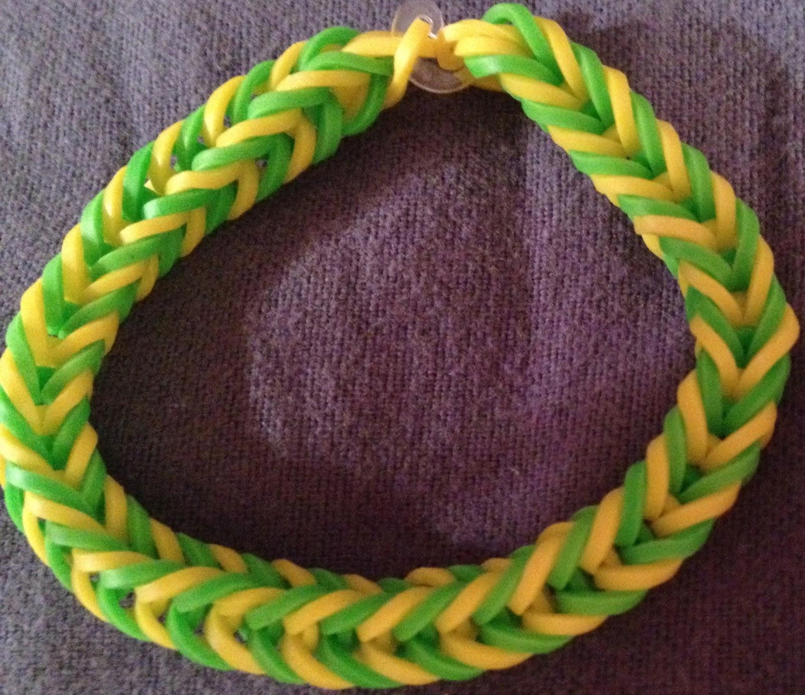 The Blush Blonde: Friendship Bracelets