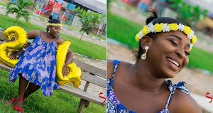 """""""Are you sure you are 24 or 42""""- Guy Slams Nigerian lady who celebrated her 24th year birthday"""