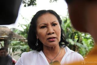 Sebar Berita Pernyataan Menkes Soal Cacing Sarden, Ratna Sarumpaet Malah Diceramahi Netizen