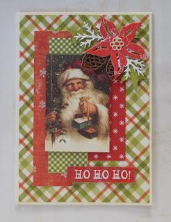 Proste kartki z Mikołajem