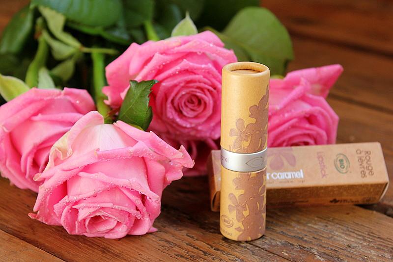 Отзыв: Couleur Caramel Помада для губ для насыщенного цвета, ухода и защиты.