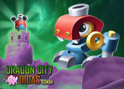 Dragão Pistão - Informações