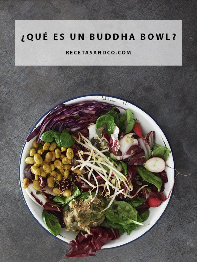 Qué es un Buddha Bowl
