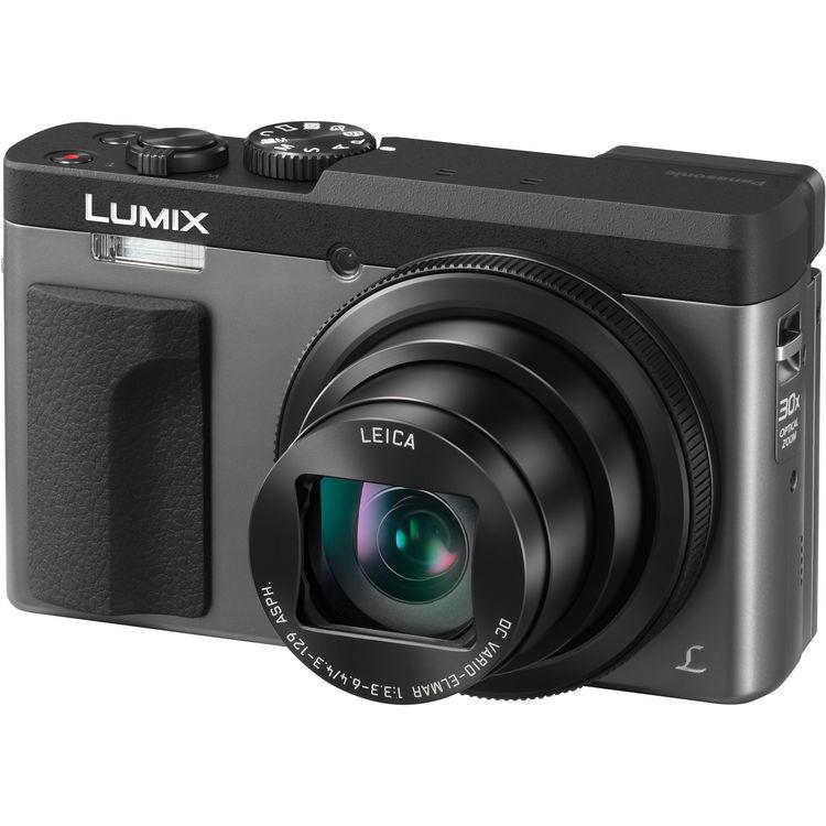 Panasonic Lumix TZ90/ZS70, серый