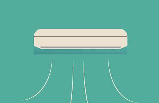 Cara mudah mencegah bocor pada AC Split