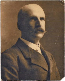 Palo Alto California resident and businessman Leon Samuel Bean at 48 years circa 1910