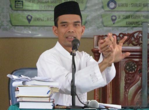Kumpulan Ceramah Islam Mp3 Ust Abdul Somad Terbaru dan Terlengkap