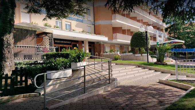 Coronavirus: la situazione all'ospedale San Raffaele Pisana