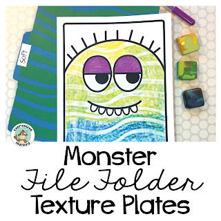 Link to see Monster File Folder Texture Plates