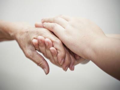 Nas mãos de cuidador inspirado