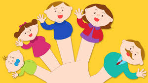 Kids songs or Nursery Rhymes on Finger Family
