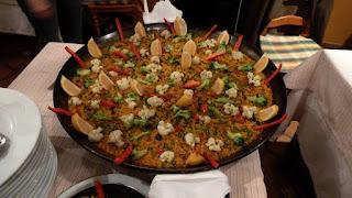 Eat Paella on a Spanish Bike Trip
