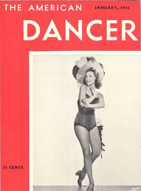 The American Dancer magazine, 3 January 1942 worldwartwo.filminspector.com
