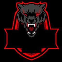 mentahan logo serigala free fire