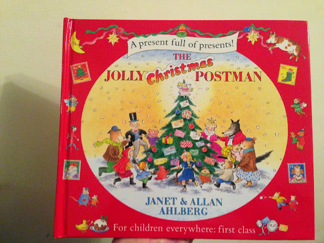 Our Christmas Book Advent tree   Ideas for the Best Children's Books to Buy this Christmas - The Jolly Christmas Postman