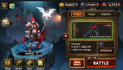 Blade warrior mod apk latest version