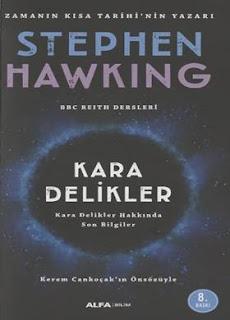 Stephen Hawking - Kara Delikler