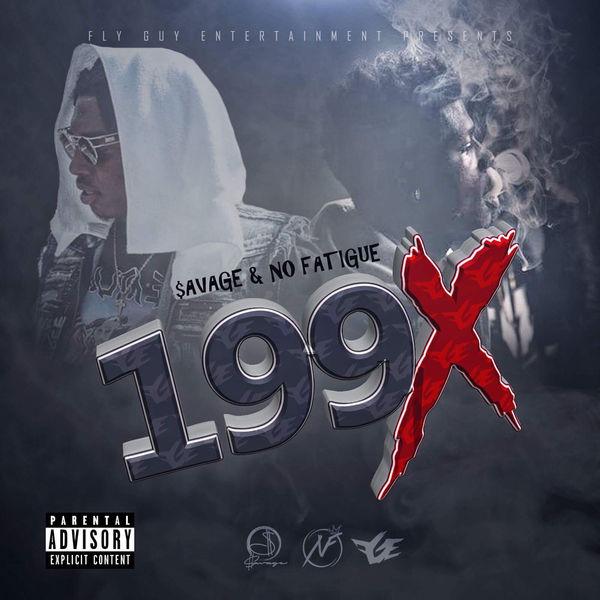 $avage & No Fatigue - 199X Cover