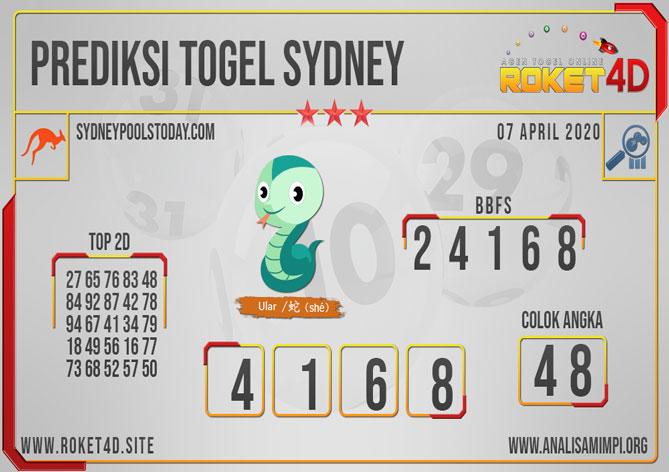 PREDIKSI TOGEL Sydney ROKET4D
