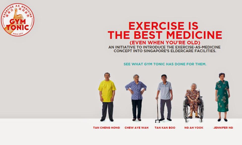 Gym Tonic initiative
