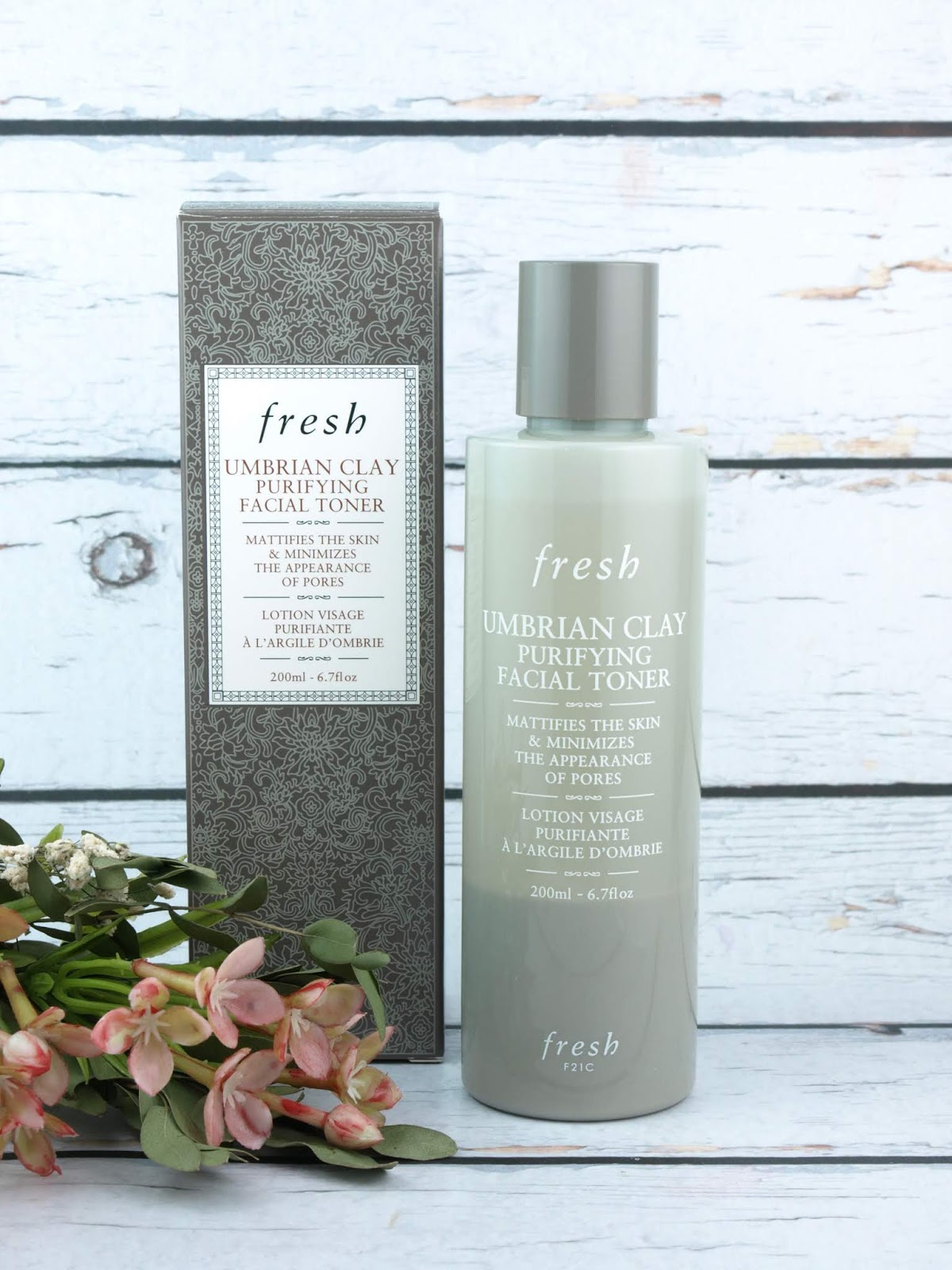 Fresh | Umbrian Clay Purifying Facial Toner: Review