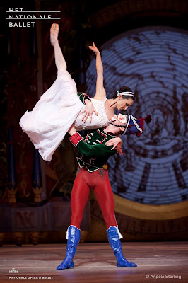National Ballet Amsterdam the nutcracker things to do in December in Amsterdam