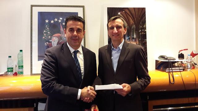 Συμφωνία συνεργασίας των Δήμων Ναυπλιέων και Στρασβούργου για την στρατηγική ανάπτυξης και προώθησης του τουριστικού προϊόντος