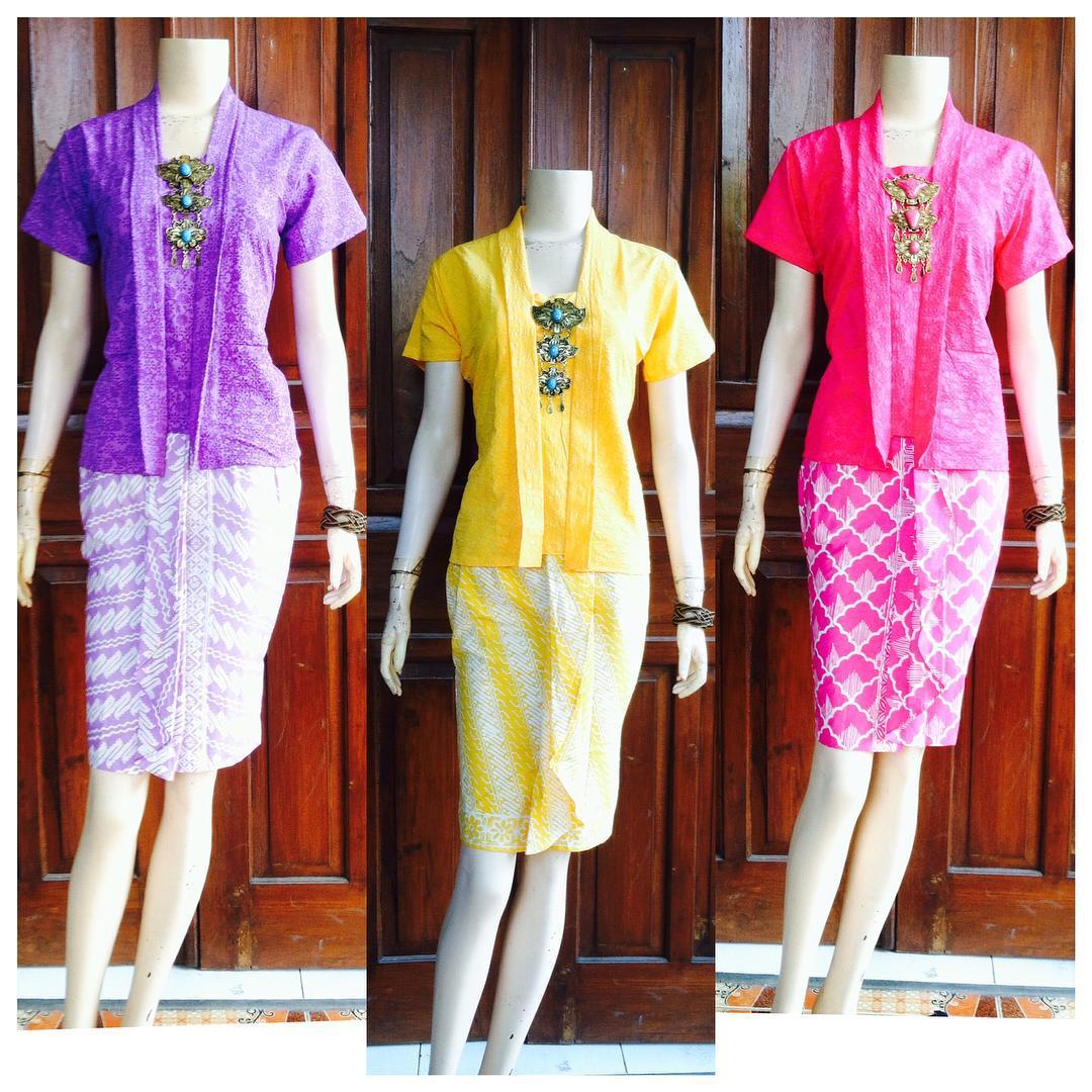 Kumpulan Gambar Model Baju Kebaya Batik Gaun Pesta Modern Terbaru