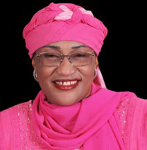 The Minister of Women Affairs,