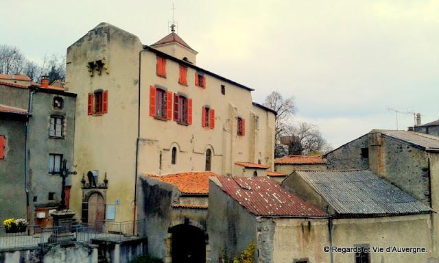 Eglise de Mardogne, Gergovie en Auvergne