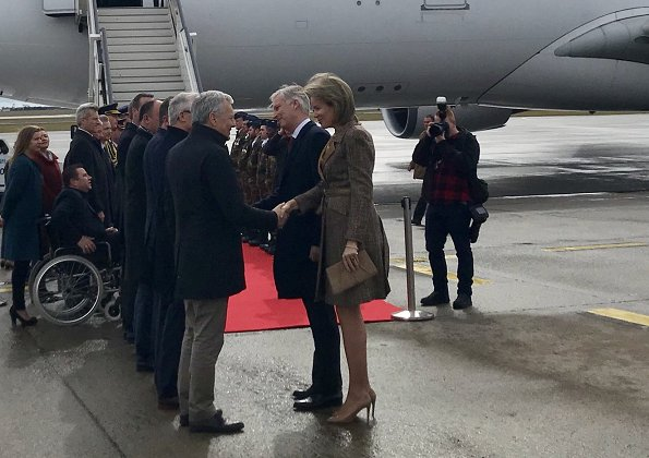 King Philippe and Queen Mathilde State Visit to Canada upon invitation of General Governor Julie Payette and Canadian Prime Minister Justin Trudeau