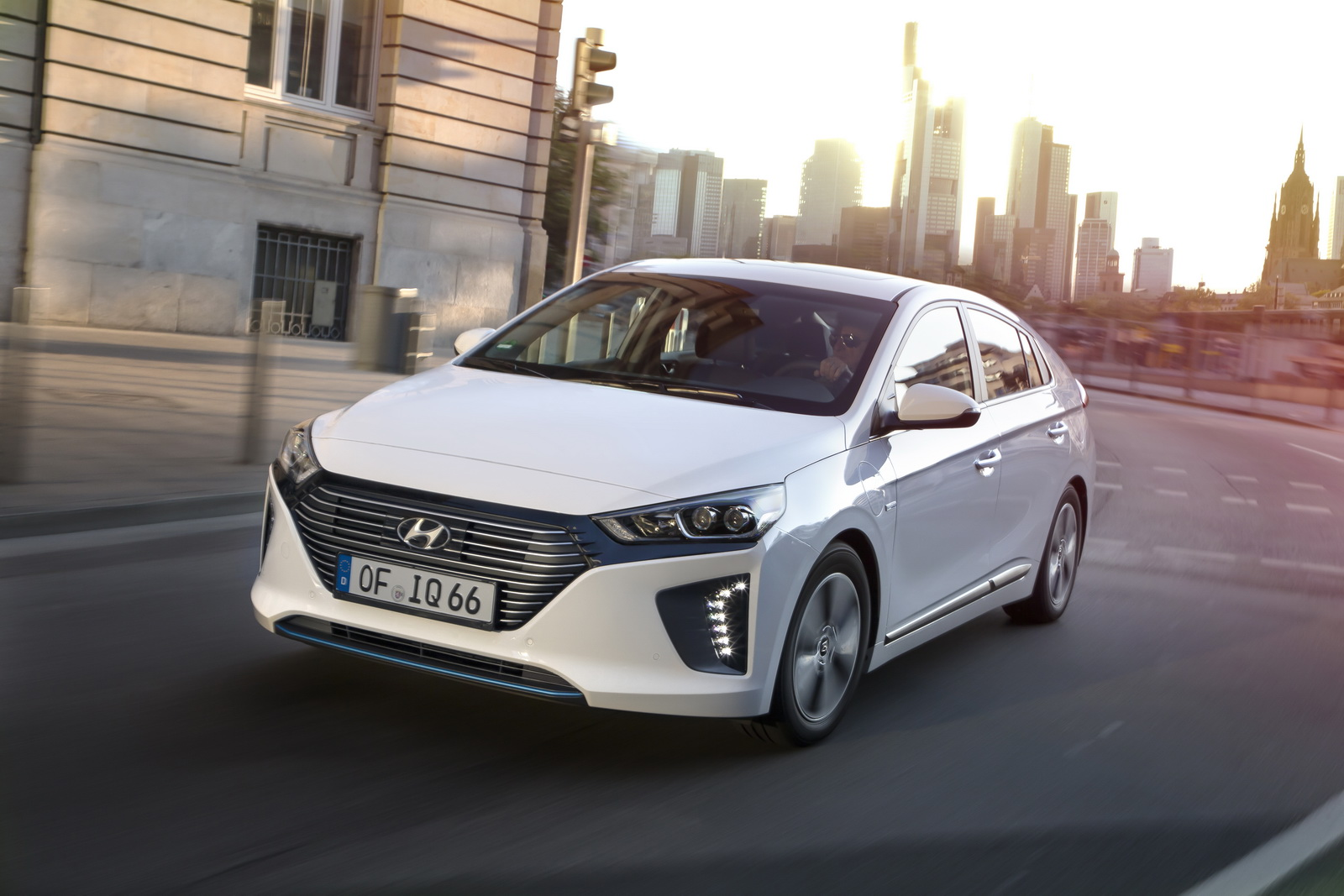 Hyundai Dealership Phoenix >> Hyundai Ioniq Plug-In Hybrid Now Available For Order In Europe [40 Pics] | Carscoops