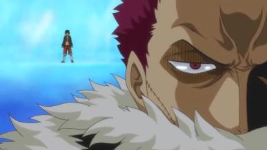 One Piece: Episódio 861 – O bolo afundou?! A batalha de fuga de Sanji e Bege.