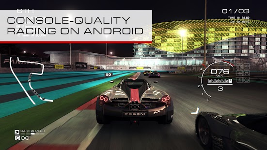 GRID Autosport Apk+Data Free on Android Game Download