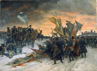 Gran Guerra del Norte de 1710 (Tallinn)