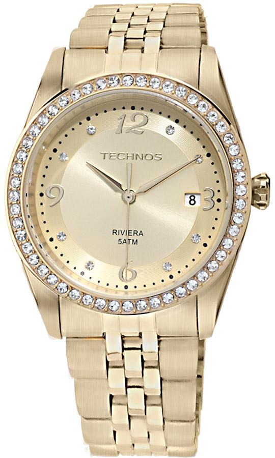 6704e79a0b8 http   goshopbrasil.com products.php product Rel%C3%B3gio-Feminino-Technos- Riviera-2115RG%7B47%7D4X-com-Strass
