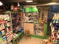 projeto arquitetura petway pet shop caixa expositor produtos