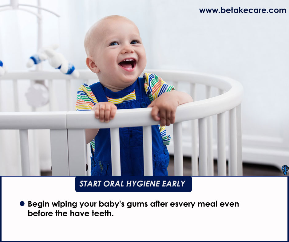 Start Oral Hygiene Early