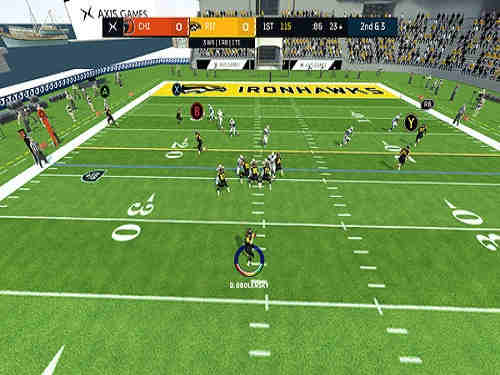 Axis Football 2018 Game Free Download