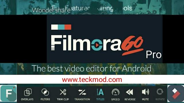 Flimorago video Editor pro mod Apk free Download No Watermark + Unlocked