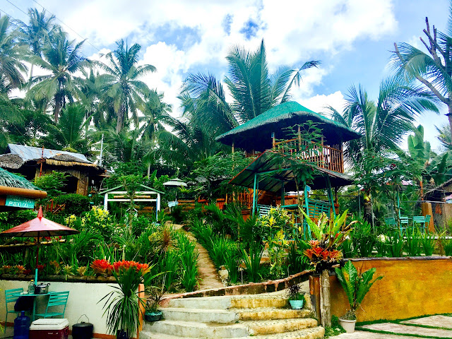 Villa Budlot and Taginis Spring Resort - Moalboal, Cebu