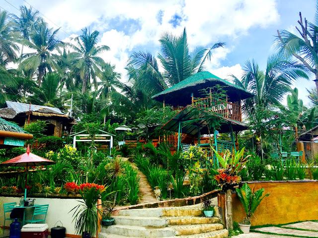 Villa Budlot & Taginis Spring - Moalboal, Cebu
