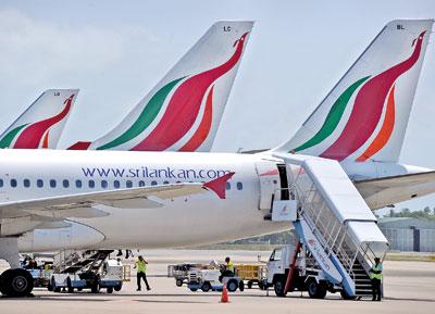 Sri Lankan jets