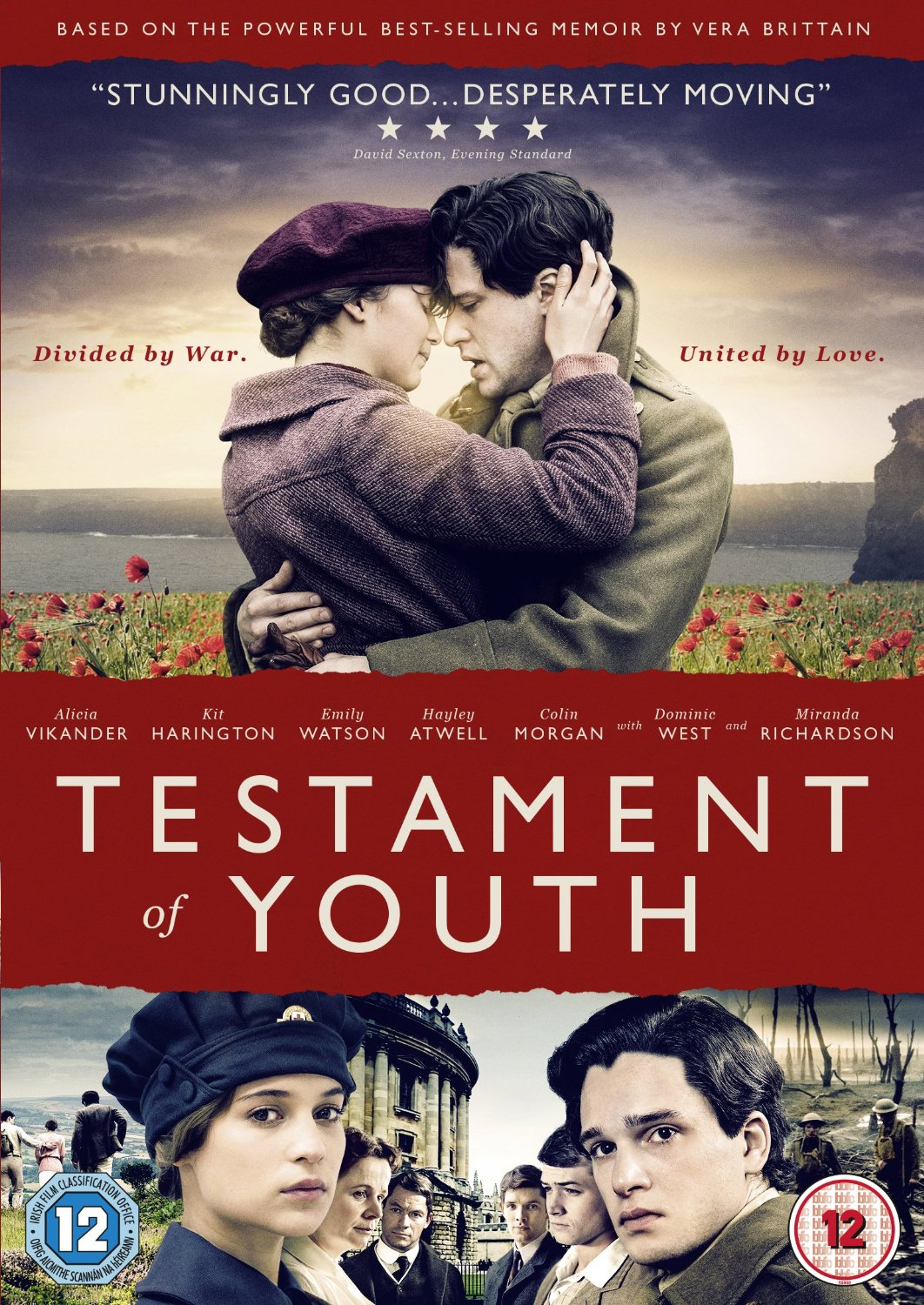 The Mumpsimus The Perils Of Biopics Life In Squares And Testament Of Youth