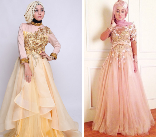 model baju kebaya muslim