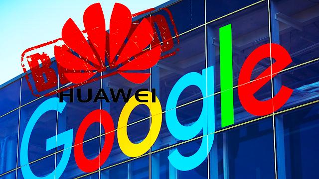 جوجل تسحب رخصة الأندرويد من شركة هواوي Google pulls Huawei's Android license