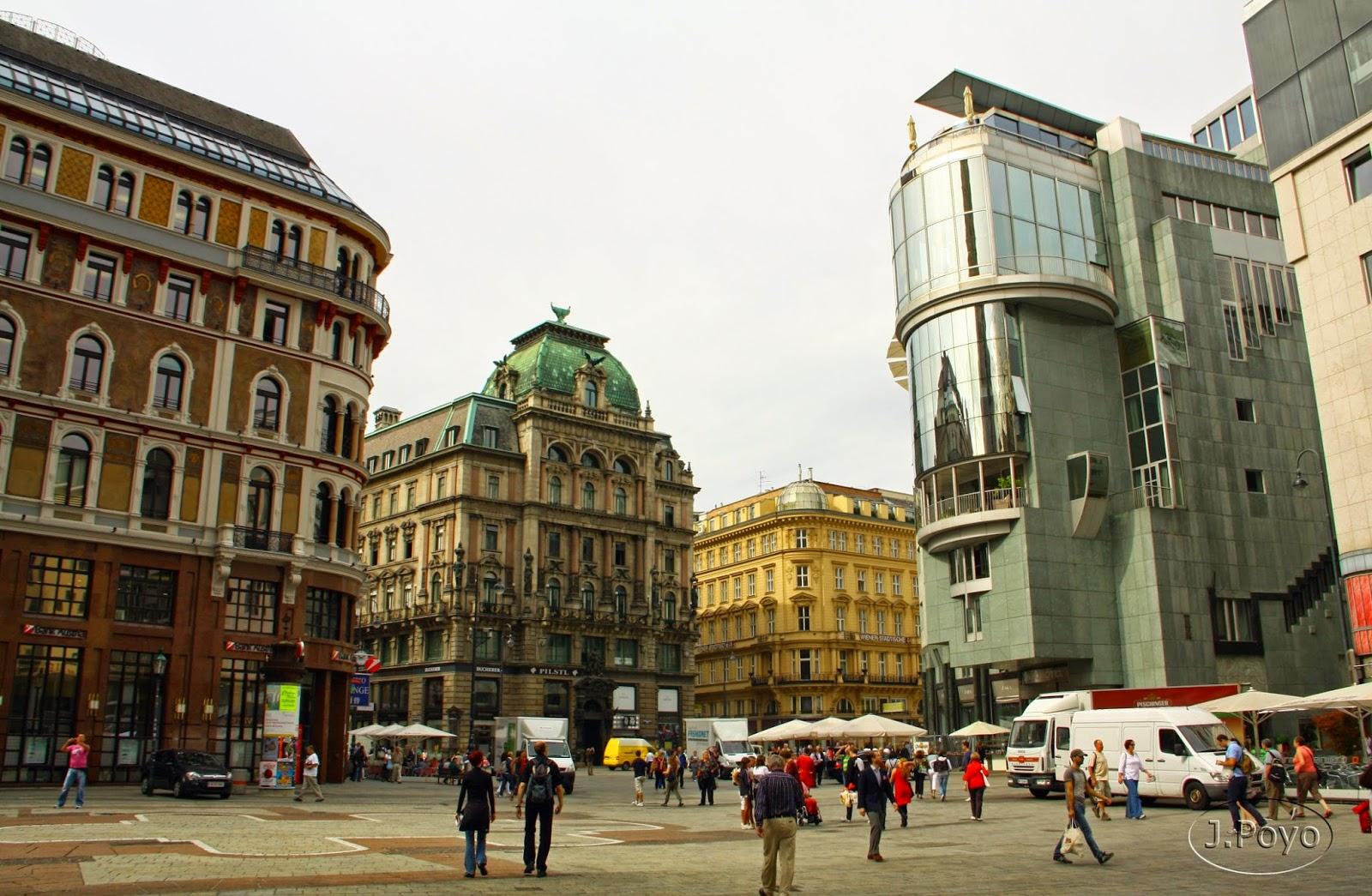 Stephansplatz de Viena