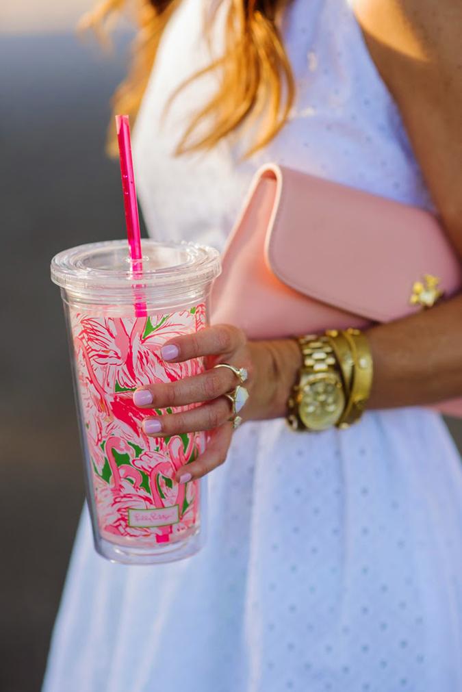 vaso plastico pajita comida rapida instagram